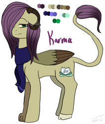 Karma by ShadowThorn2000