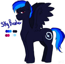 Sky Breaker by ShadowThorn2000