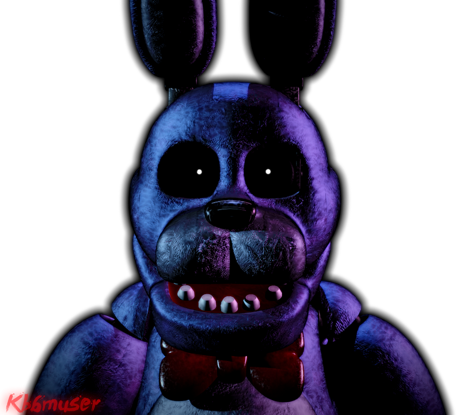 [Blender] Bonnie Spook Render by Kb6muserr