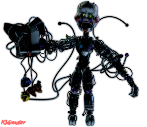 Scrap Puppet Render by Kb6muserr