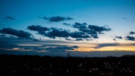 Sunset by maciekszlachta
