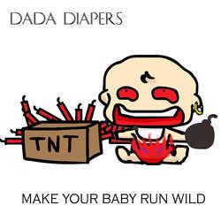dada diapers by ichidai