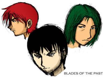 bop characters by ichidai