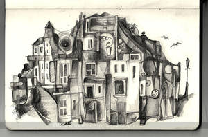 Sketchbook 9 by ukapala