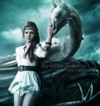 My Little Dragon by alexnoreaga