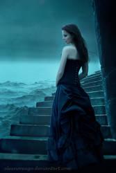 Ocean Blue by alexnoreaga
