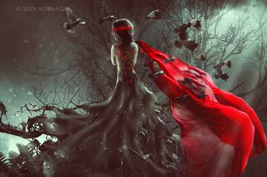 Red by alexnoreaga