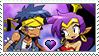 [Comm.] Bolo X Shantae Stamp by TheKitsuneAlchemist