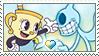 [Comm.] Ms ChaliceXBlind Specter Stamp by TheKitsuneAlchemist