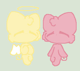 .:Uh Oh Smols | PASTEL COLOR REQUEST:. by AllyTheCat1