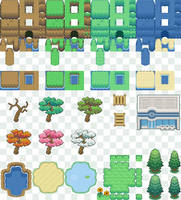 Misc. Tiles by Magiscarf