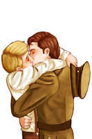 kiss me hard before you go by edgebug