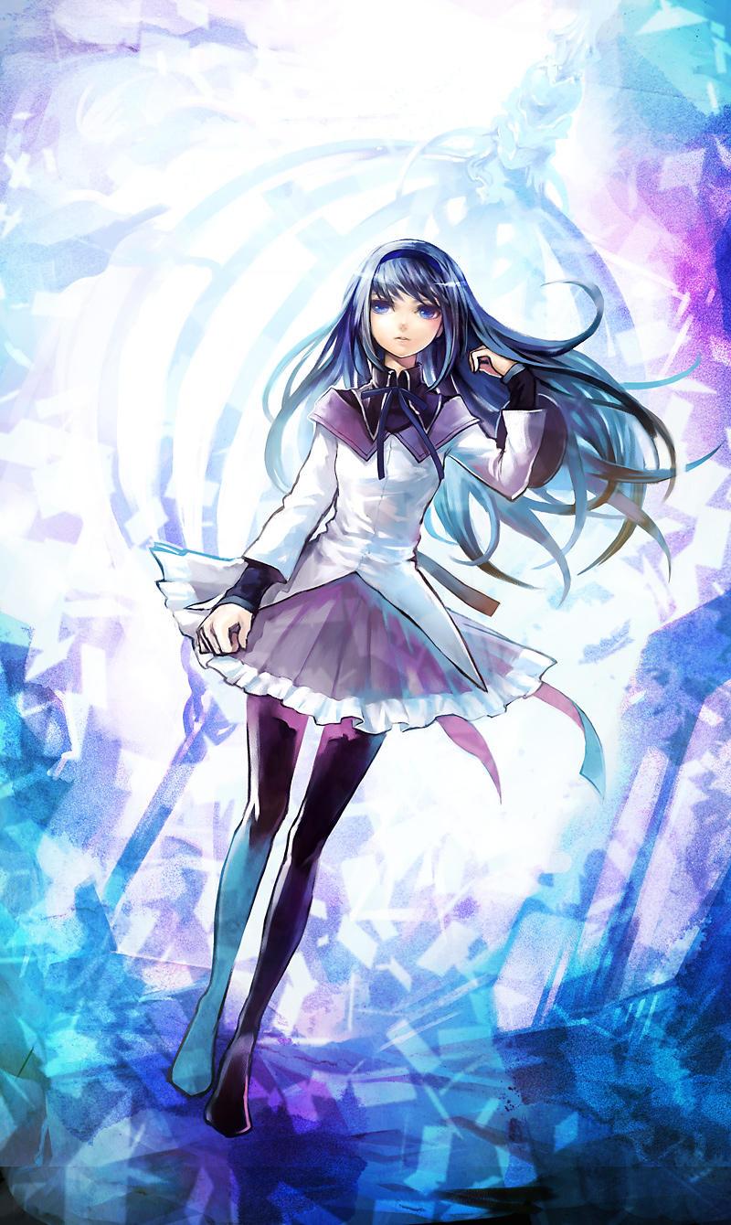 Madoka Magica by uroko