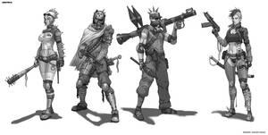Warlands Raiders by Dmitrys