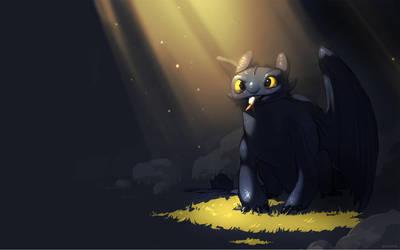 Night Fury by Dmitrys