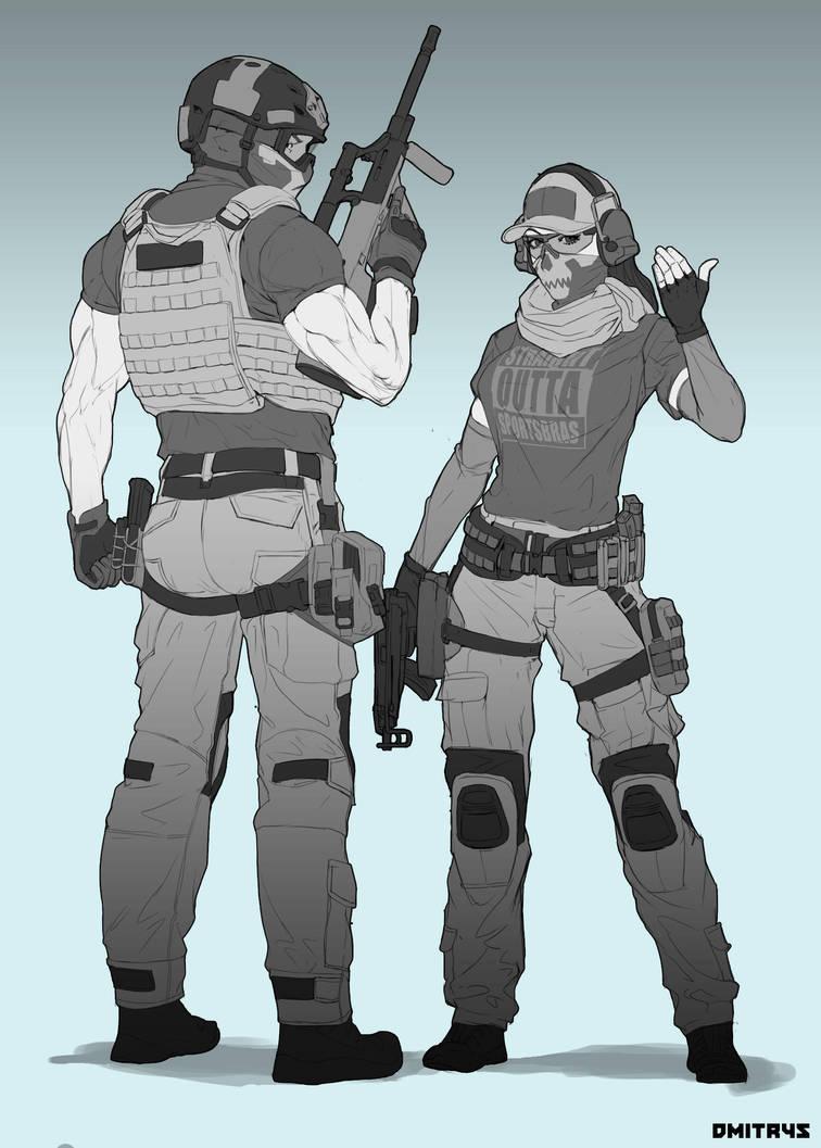 Operators by Dmitrys
