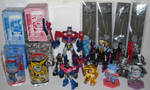 Transformers- FM Raffle Col. by Starsteam01