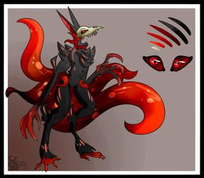 Eldritchigo (Custom) by CannibalHarpy