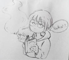 What by Kagami-Art