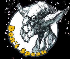 Dontspeak by ebver