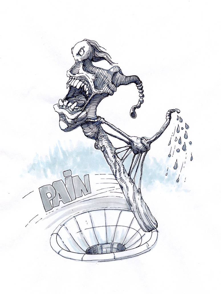 Pain by ebver