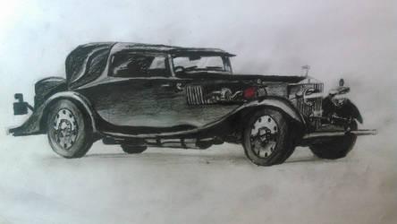 Rolls Royce Phantom by Mdford314