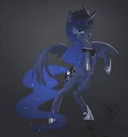 Luna Sketch by forgotten-wings