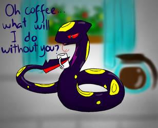 Oh Coffee by livinlovindude