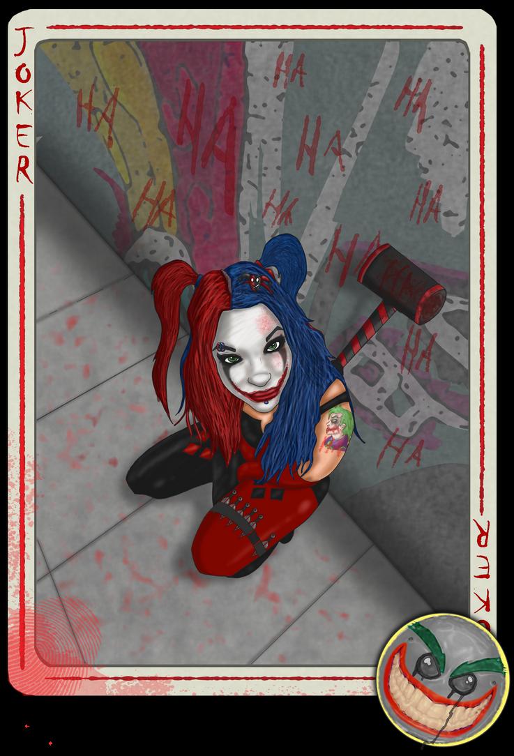 Harley Quinn upgrade by JayMaverick