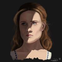 Dolores Abernathy by FnkMstr74