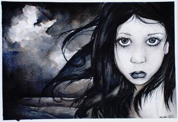 that girl. by chris-tel