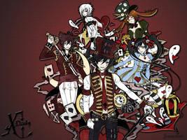 X-Down Cast by JazzyOkami