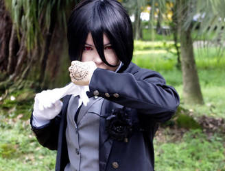 Sebastian Michaelis by RenataMayfair