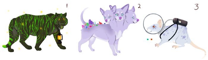 OTA: Various Adopts (ONE LEFT) by necrovut