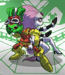 The KOMPLEX Menace by OptimusPraino