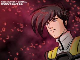 Admiral Hunter by OptimusPraino