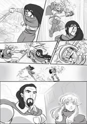 Hero Academy Page by OptimusPraino