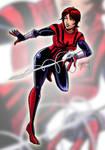 Spider Girl by OptimusPraino