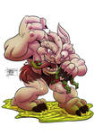 Goblin Monsters in my Pocket by OptimusPraino