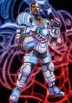 Cyborg by OptimusPraino