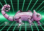 Mechameleon by OptimusPraino