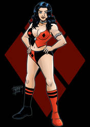 WW now Harley Approved by OptimusPraino