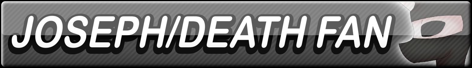 Joseph/Death Fan Button by Dan4rescue