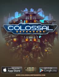 Colossal Defenders Trailer by cg-sammu