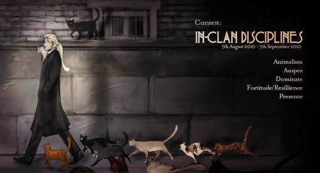 Contest: In-clan Disciplines by Uzlo