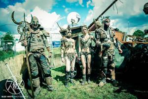 Wacken Wasteland 2013 - II by Wasteland-Warriors