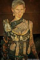 Lauretta Bayonetta by Wasteland-Warriors
