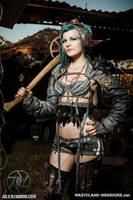 Wastelander Portraits: Momo by Wasteland-Warriors