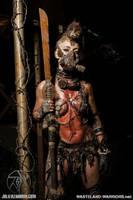 Wastelander Portraits: Alpha Red by Wasteland-Warriors