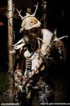 Wastelander Portraits: Reaper by Wasteland-Warriors